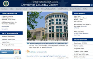 D C  Circuit Will Publish Some Court Orders Online for Free